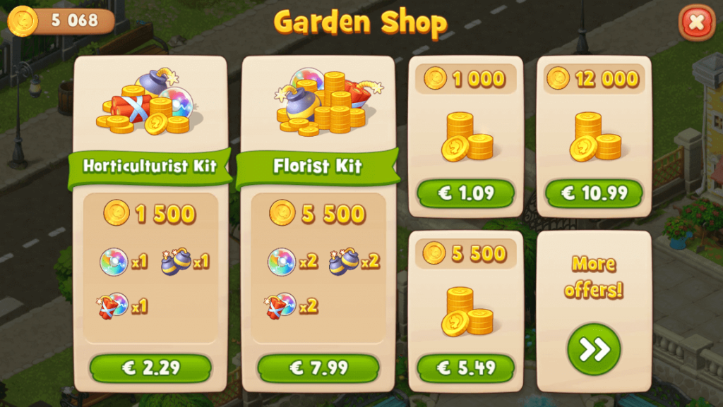 gardenscapes new acres cheats buy coins