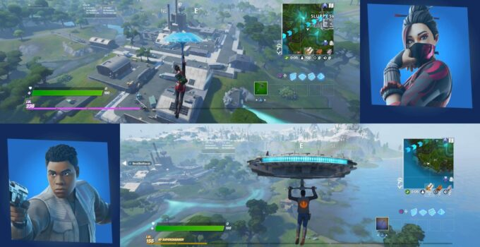 How to Do Split Screen on Fortnite PS4/PS5?